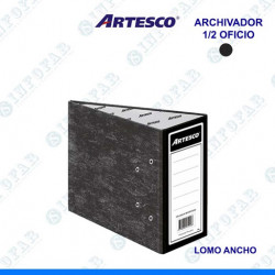 ARCHIVADOR LOMO ANCHO 1/2...